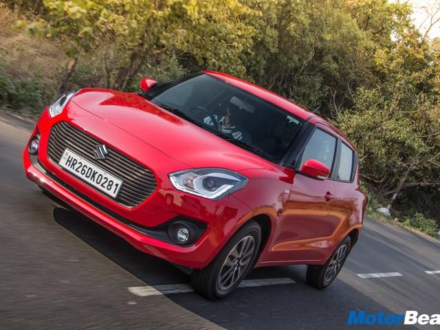 2018 Maruti Swift Test Drive Review