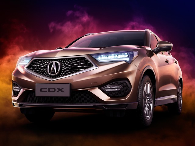 Acura CDX crossover may finally be coming to the U.S.