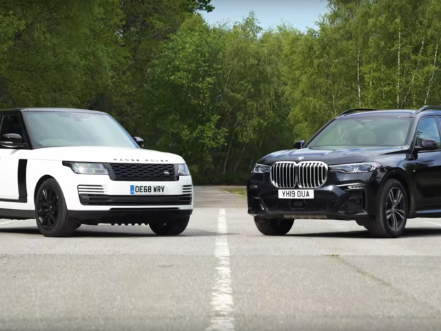 Video: BMW X7 versus Range Rover – Which is Best?