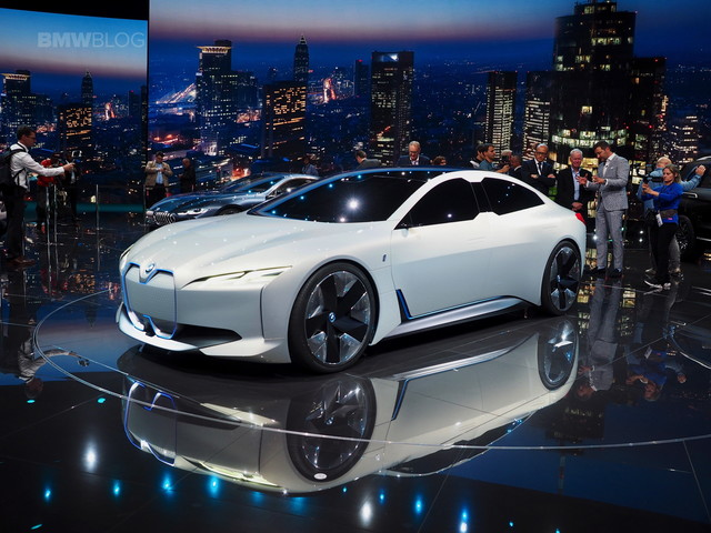 BMW i4 Concept Reveal is BMW's most important since the i3 Concept