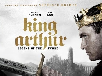 """Movie Review: """"King Arthur: Legend of the Sword"""" Is Loud, Outrageous Fun"""