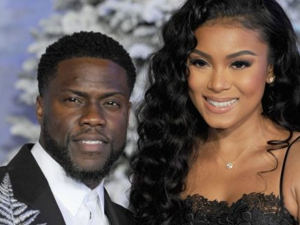 Still Going Strong: Kevin Hart And Wife Eniko Celebrate 4 Years Of Marriage