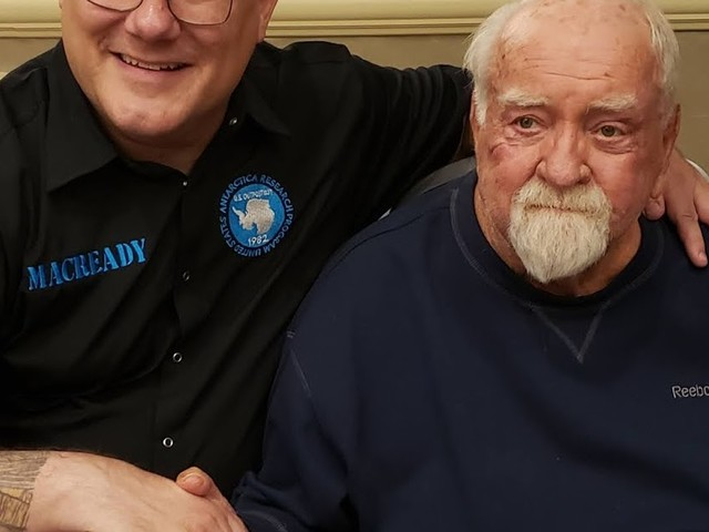 Dan Dudych Remembers Meeting Wilford Brimley