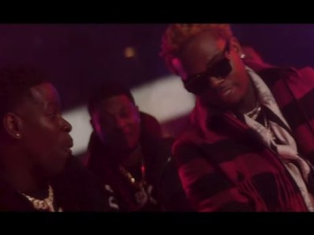 "Young Thug & Gunna Join Casanova for ""So Drippy"" Video"