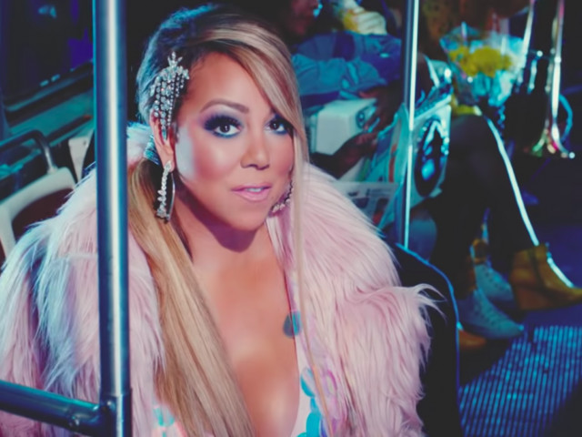 "Mariah Carey Feat. Stefflon Don ""A No No (Remix)"" Video"
