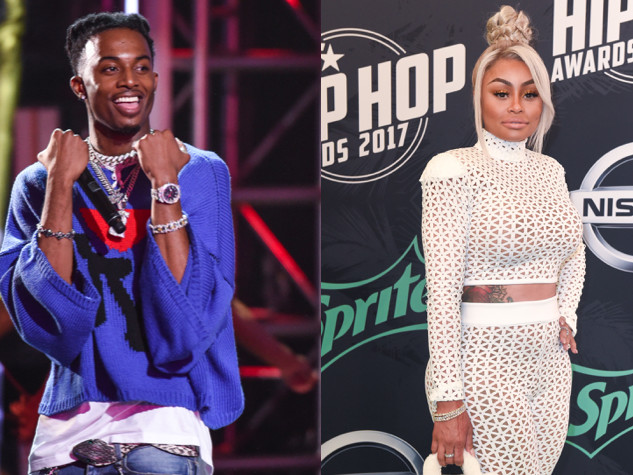 Boy Bye: Playboi Carti's Ex Says He's Not Really With Blac Chyna For Her Peanut Butter Cakes
