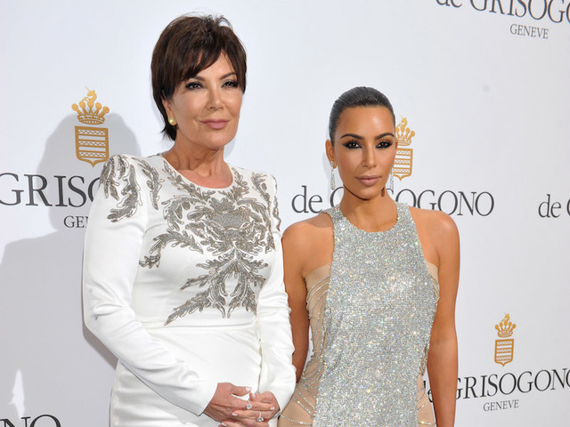 Surrogate Swaggin': At The Tender Age Of 61 Kris Jenner Says She Would Happily Carry Kim's Third Seed