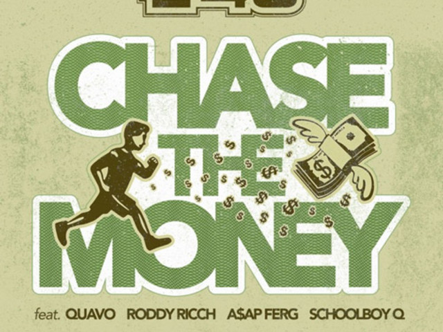 "E-40 – ""Chase the Money"" f. ScHoolboy Q, A$AP Ferg, Quavo & Roddy Ricch"
