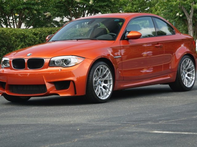 This low miles BMW 1M sold for $72,500