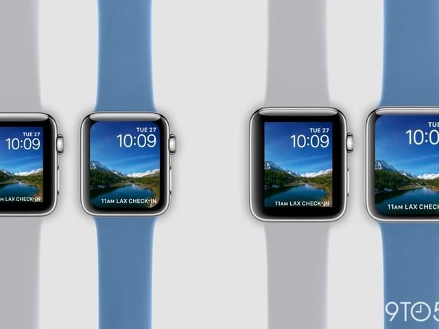'Nieuwe Apple Watch voorkomt zonverbranding en heeft grotere accu'