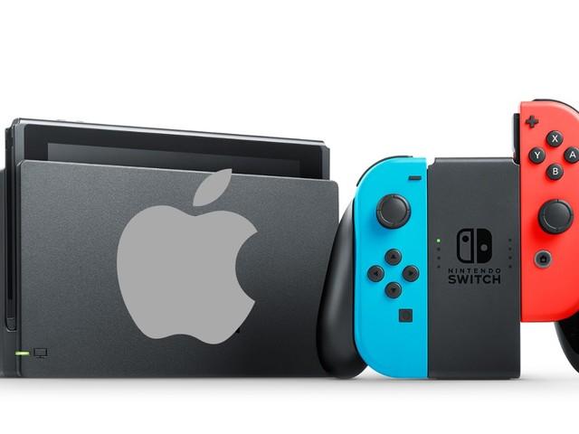 Gerucht: Apple werkt aan eigen gameconsole, lijkt op Nintendo Switch