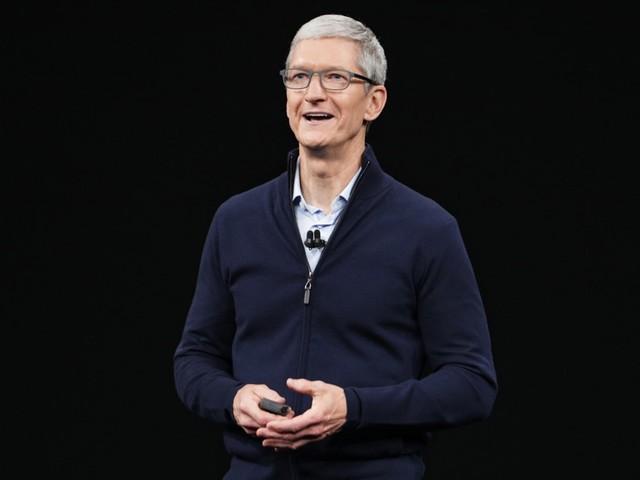 Apple-CEO Tim Cook is helemaal klaar met het uitlekken van vertrouwelijke informatie