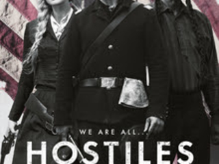 """Movie Review: """"Hostiles"""" Is A Compelling Drama of Survival"""
