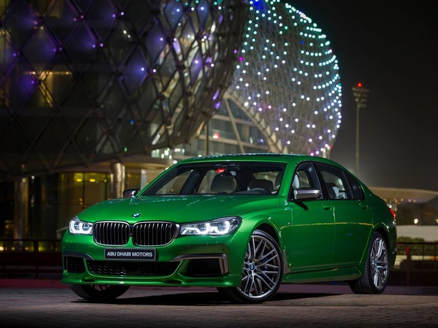 2020 BMW 7 Series LCI will have revised powerplants