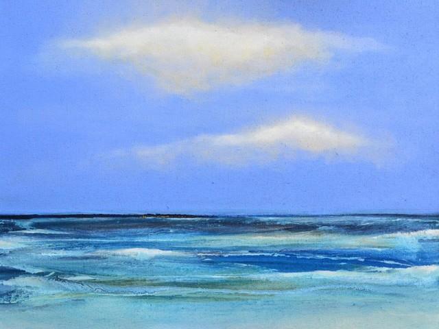 Acrylmalerei an der Ostsee mit Hinrich JW Schüler