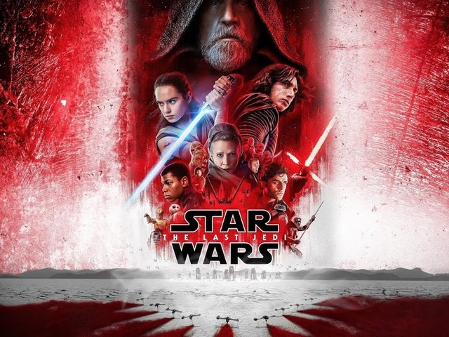 BRAD'S APRIL ESCAPE PART 16: STAR WARS: THE LAST JEDI