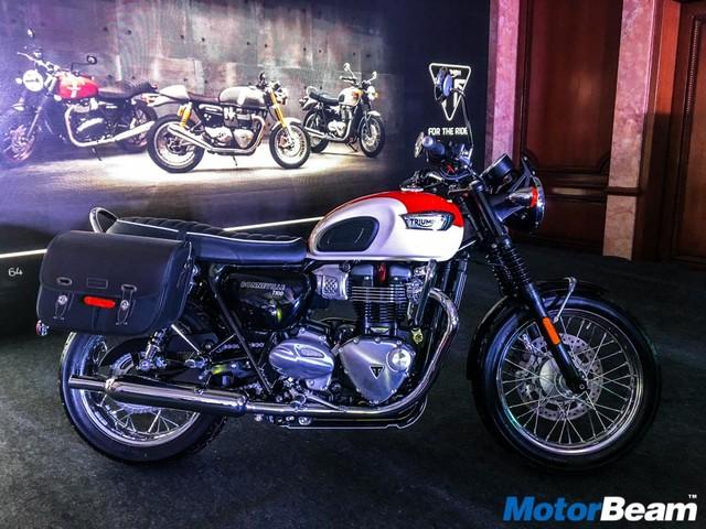 Bajaj Triumph 500cc Single-Cylinder Bike Launch First