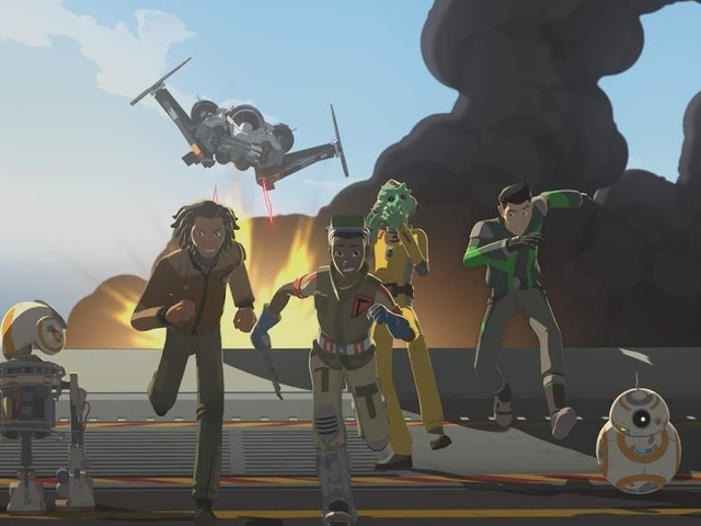 The Pirates are Back on the All-New Episode of Star Wars Resistance 11/18 @ 10PM