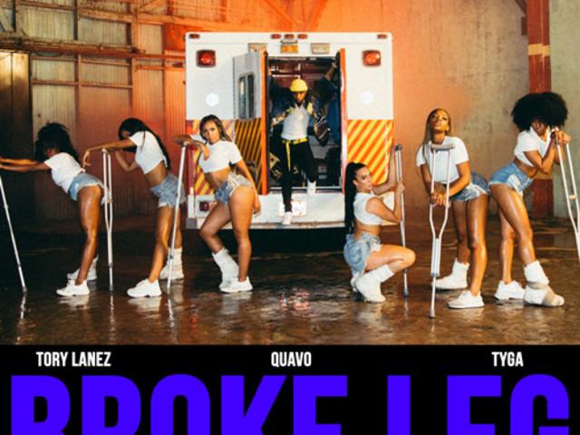 "Tory Lanez Taps Quavo, Tyga for ""Broke Leg"" Single"