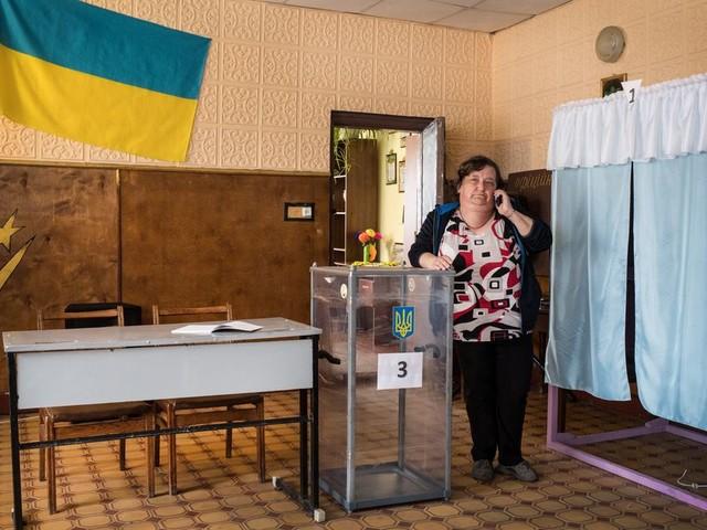 Oorlogsmoe Donbass vreest voor wat de verkiezingen Oekraïne zullen brengen