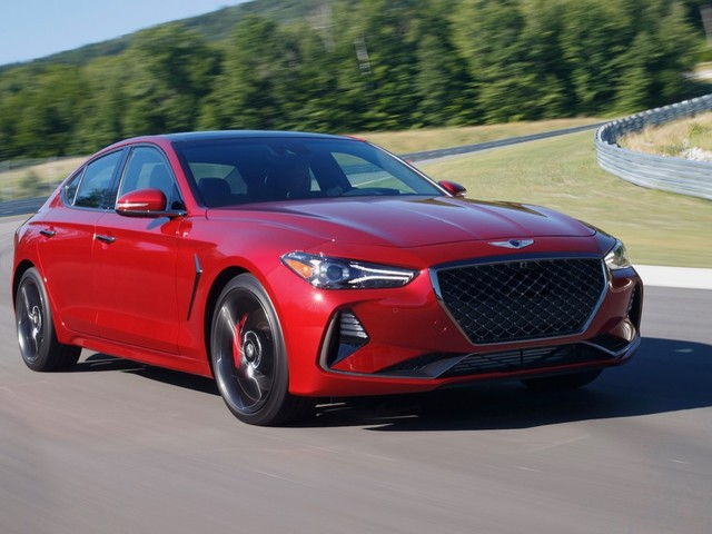 Genesis G70 to get a more powerful 2.5T engine