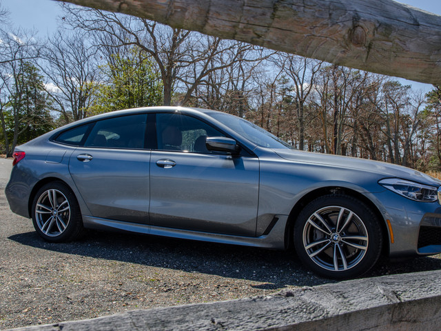 SPIED: BMW 6 Series GT Facelift will keep normal sized grille