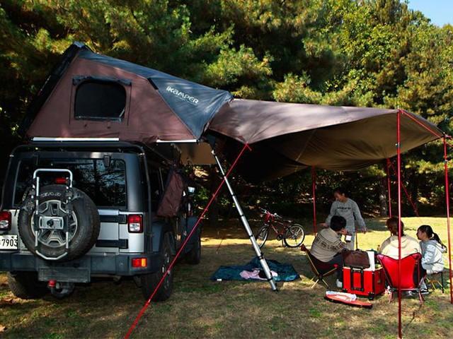 Campwerk haalt iKamper naar Europa