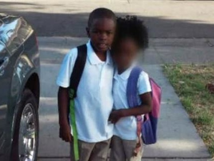 Heartbreaking: 8-Year-Old Dies Protecting His Younger Sister From Their Mother's Ex BF's Attacks