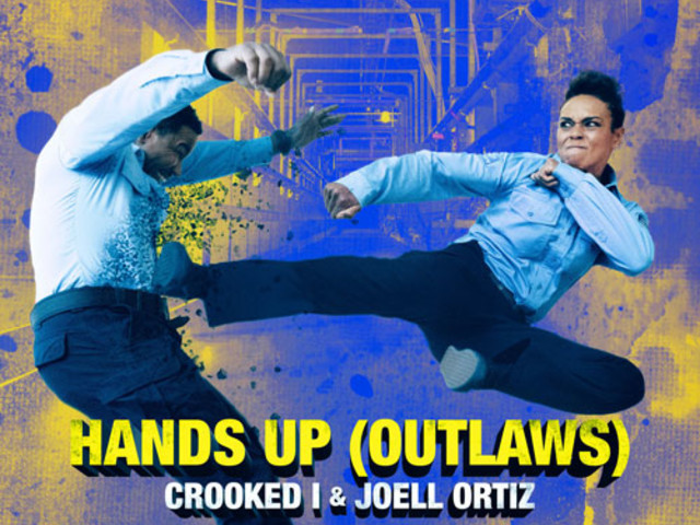 """KXNG Crooked & Joell Ortiz Live Like Outlaws On """"Hands Up"""""""