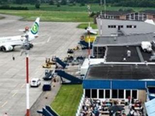 Groningen zet aandelen vliegveld in de etalage