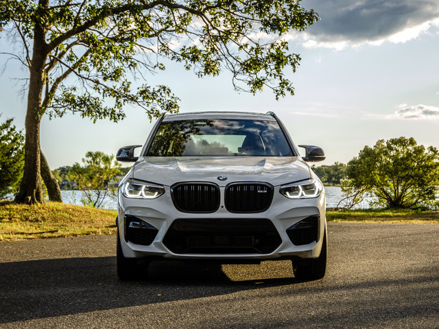 Is the BMW X3 M Competition a better M car than the M8 Coupe?