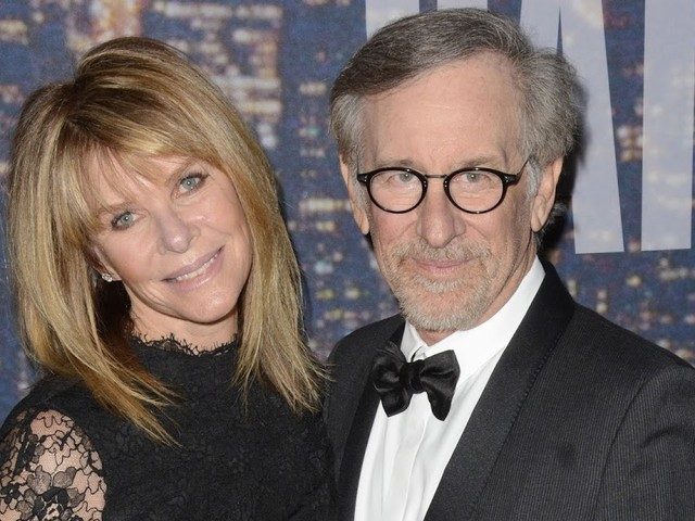 Kate Capshaw and Steven Spielberg Donate $500,000 To March For Our Lives