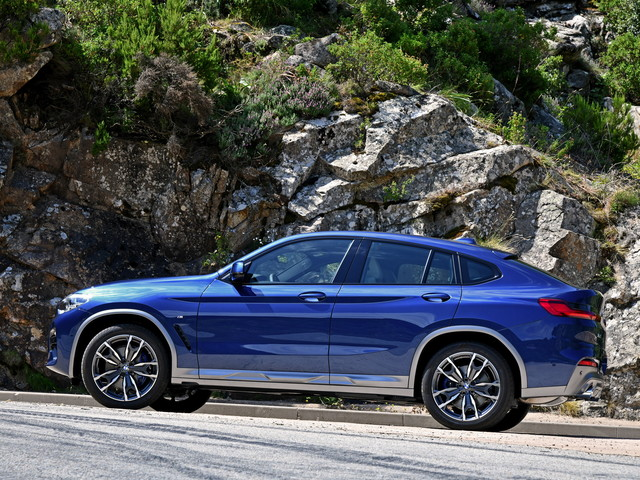 BMW delays Chinese X4 deliveries to fix brake issue