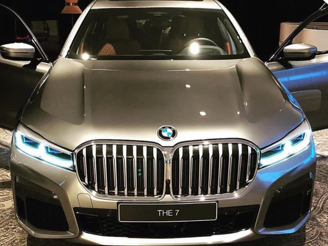 Another leak of the 2019-2020 BMW 7 Series Facelift
