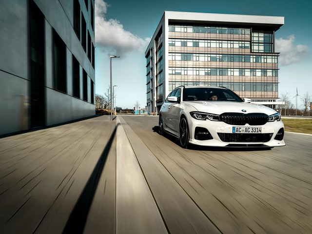 AC Schnitzer introduces a tuning program for the BMW 3 Series Touring
