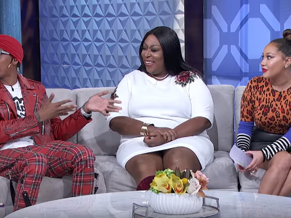Adrienne Bailon And Nick Cannon Spill The Beans About That One Time They Smashed Dated [Video]