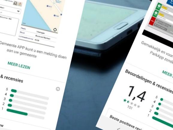 Parkeerboetes door slecht werkende app: 'Na veel gedoe kreeg ik mijn geld weer terug'