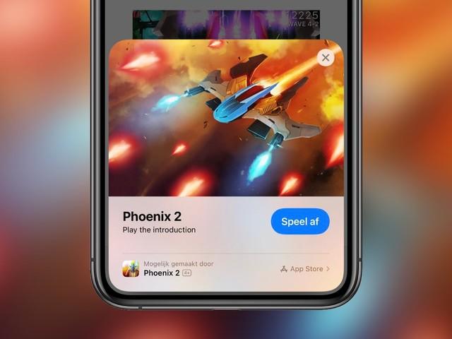 Deze game bewijst: iOS 14 App Clips zijn een uitkomst voor speelbare demo's