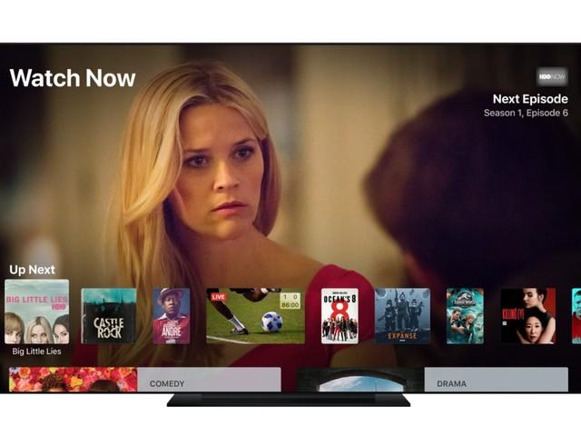 'Apples tv-dienst gaat 15 dollar per maand kosten, heeft nog problemen'