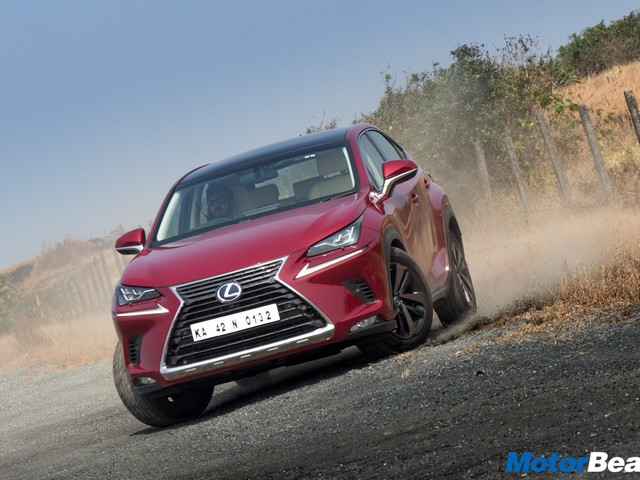 2018 Lexus NX300h Test Drive Review