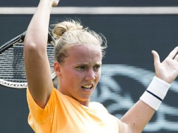 Wimbledon: Hogenkamp wil revanche tijdens openingsdag