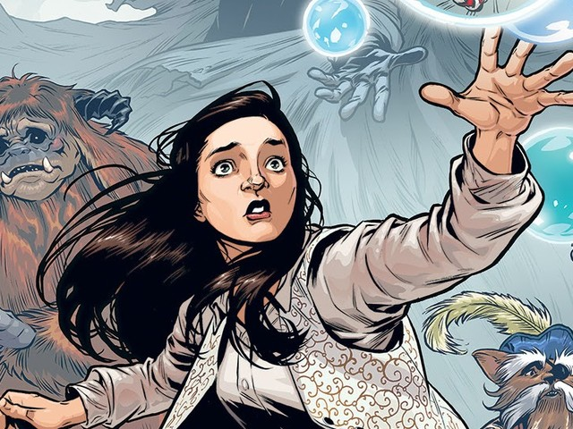 Your First Look at JIM HENSON'S LABYRINTH: UNDER THE SPELL #1