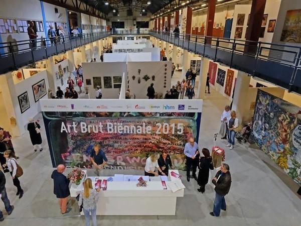 Derde Art Brut Biënnale in Hengelo grootste in Europa in zijn soort