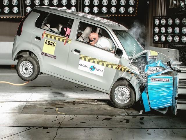 Maruti Wagon R Scores 2-Stars In Global NCAP Tests [Video]
