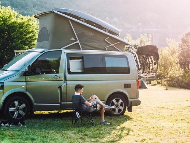 Campers koersen vaker naar Slovenië