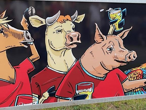 BBC in Wijthmen: Boeren Business Club, een sponsorgroep voor de voetbalvereniging