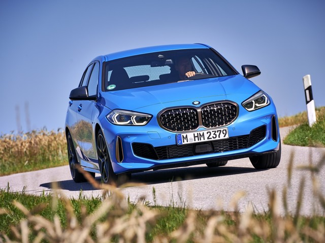 BMW brings an M Performance package to the BMW M135i xDrive