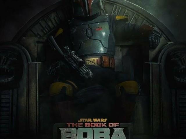 STAR WARS: BOOK OF BOBA FETT TO PREMIER ON DISNEY PLUS ON DECEMBER 29