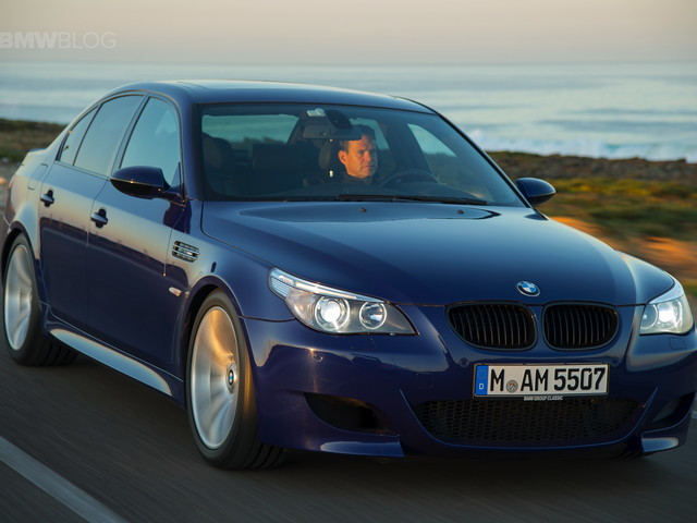 29,000-Mile BMW E60 M5 up for grabs with no reserve