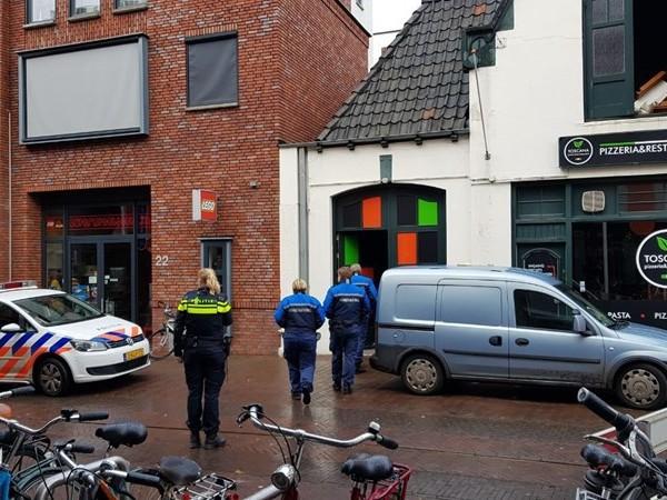 Politie houdt zeven mensen aan na ontdekking hennepkwekerij in Enschede
